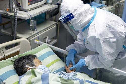 Data Terbaru Korban Virus Corona, Lebih 900 Tewas dan 40.000 Orang Terinfeksi