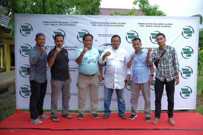 Yulhendri Pimpin IKA STM 1 Telukkuantan