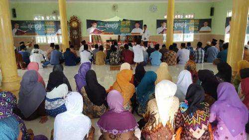 4.000 Orang se-Pelosok Inhil Ikuti Nusantara Mengaji