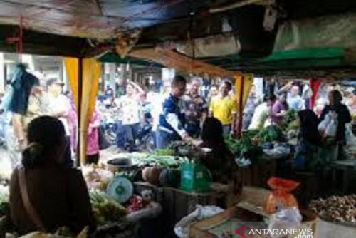 Pasar Takjil Ramadhan di Inhu tak Seperti Dulu, Sekarang Sepi