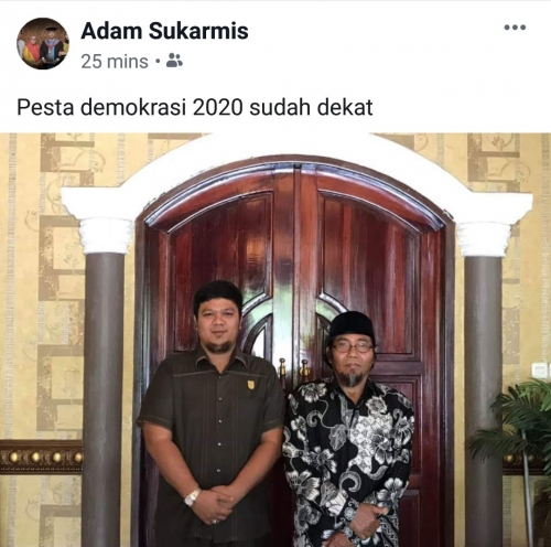 Pilkada Kuansing 2020, Andi Putra Gandeng Rofingi?