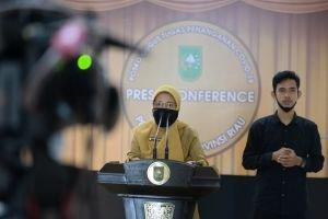 Lima Kabupaten Kota di Riau Ini Terdapat Kasus Kematian Covid-19
