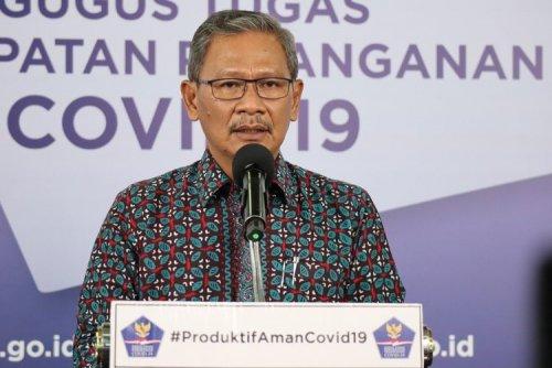 Total Kasus Covid-19 Klaster Secapa TNI AD 1.262 Orang