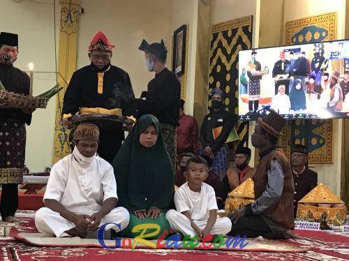 Gelar Upah-upah untuk Bongku, LAMR: Kasus Bongku Bukti Betapa Menderitanya Anak Melayu di Kampung Sendiri