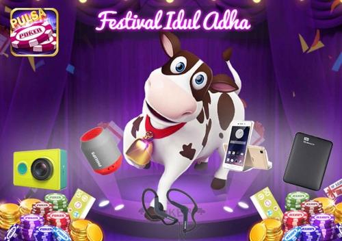 Goriau Yuk Ikutan Turnamen Game Festival Idul Adha Poker Time Hadiahnya Berlimpah Loh