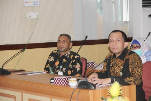 Bappeda Bengkalis Taja Konsultasi Publik KLHS RPJMD 2021–2024