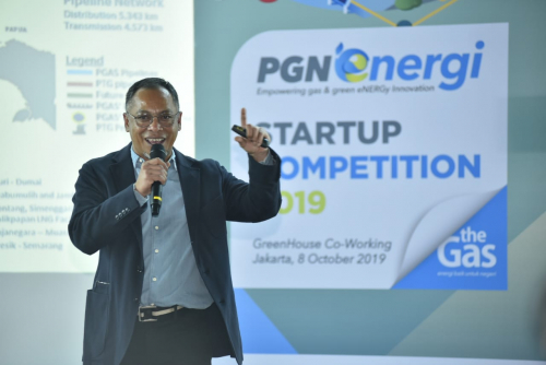 PGN Gelar PGN Energy Startup Competition 2019
