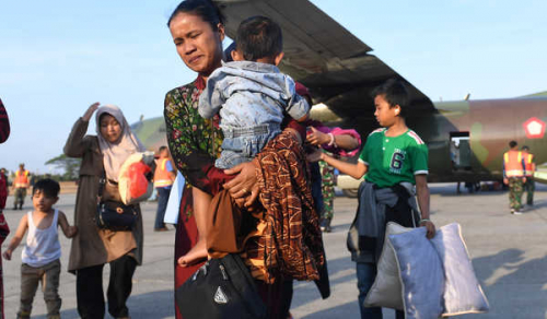 Korban Rusuh Wamena, 702 Perantau Sumbar Pulang ke Kampung, 159 Orang Usia Sekolah
