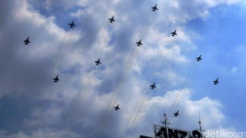Singapura Kuasai Kendali Ruang Udara Penerbangan RI di Kepulauan Riau