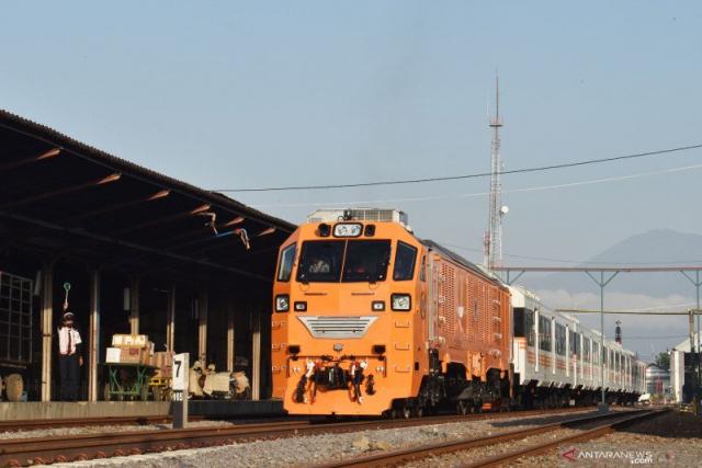 INKA Segera Bangun Proyek Kereta Api yang Hubungkan Mali - Senegal di Afrika