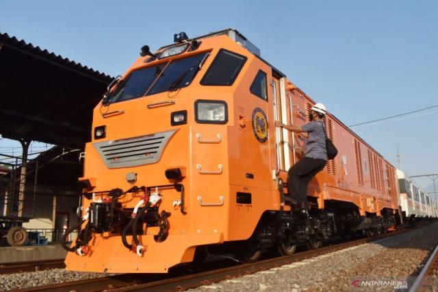 Ini Strategi Ekspor Kereta Indonesia hingga ke Bangladesh