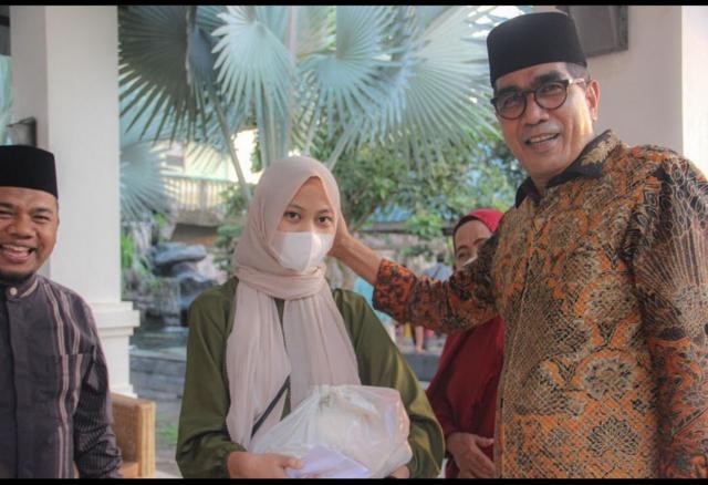 Fraksi Golkar DPRD Riau Apresiasi Bantuan Hibah Pemprov Riau untuk Panti Asuhan
