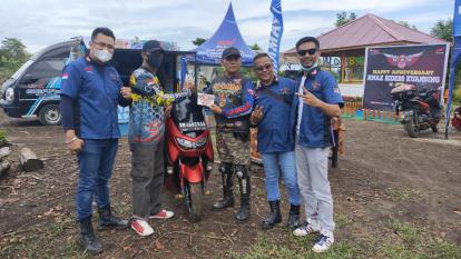 Anniversary Nmax Riders Kuansing Sukses Digelar