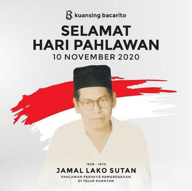 Jamal Lako Sutan, Sang Perintis Kemerdekaan dari Kuansing yang Dibuang Belanda ke Digul