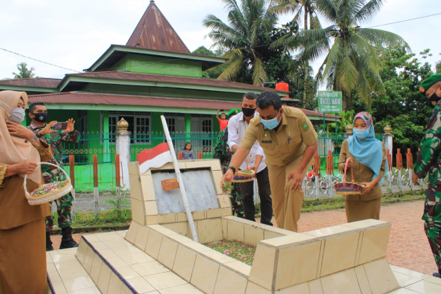 Pjs Bupati Kuansing: Memakai Masker Juga Pahlawan