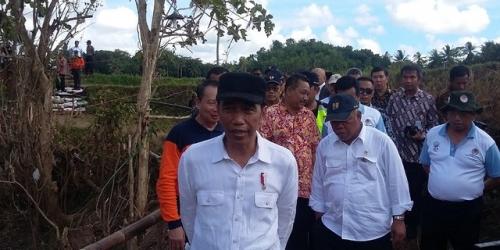 Jokowi Akui Banyak Kasus Pelanggaran HAM yang Belum Tuntas Penegakan Hukumnya