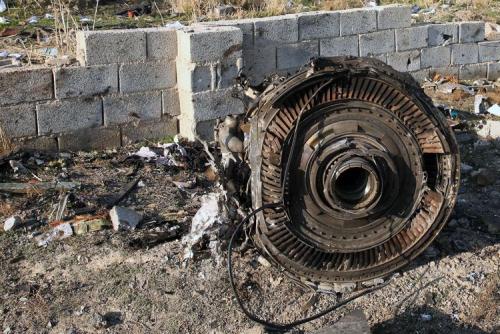 Setelah Membantah, Iran Akhirnya Akui Tak Sengaja Tembak Pesawat Boeing 737 Milik Ukraina