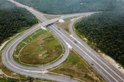 Ruas Tol Pekanbaru - Rengat Sepanjang 206 Kilometer Mulai Disosialisasikan