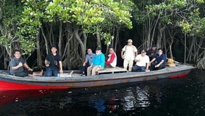 Suaka Margasatwa Kerumutan Disiapkan Jadi Paket Wisata Alam Pelalawan, bersama Ombak Bono dan TNTN