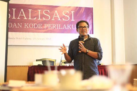Kecam DPR Lumpuhkan KPK, AJI Desak Jokowi Tegas Tunjukkan Semangat Berantas Korupsi