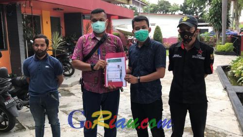Laporannya Ditolak, Repdem Akan Koordinasi Langsung dengan Arteria Dahlan, Laporkan Ibrahim Ali Senin Depan