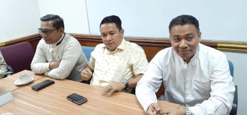 Tidak Hadir di Paripurna Pembentukan AKD DPRD Riau, Ini Penjelasan PKS, PAN dan Gerindra