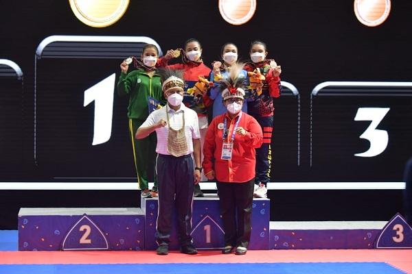 Menpora Amali Ingin Pastikan Cabor Karate Lakukan Pembinaan dan Kompetisi Berkelanjutan