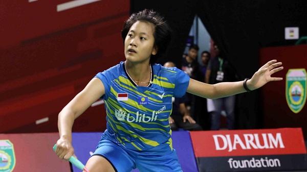 Bungkam Leonice, Putri KW Bawa Indonesia Unggul 2-0