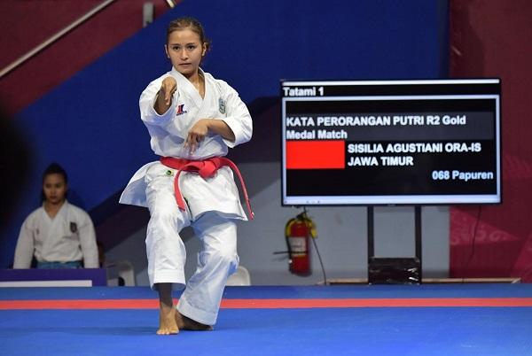 Menpora Amali Puji Kualitas Karateka yang Tampil di PON XX Papua