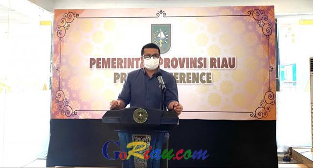 Masyarakat Bisa Swab PCR Gratis di Laboratorium Biomolekuler RSUD Arifin Achmad, Ini Syaratnya