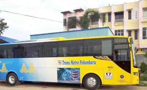2013, Trans Metro Pekanbaru Tambah Lima Rute Baru