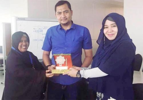 FDK UIN Suska Riau Lanjutkan Kerjasama dengan Media Nasional