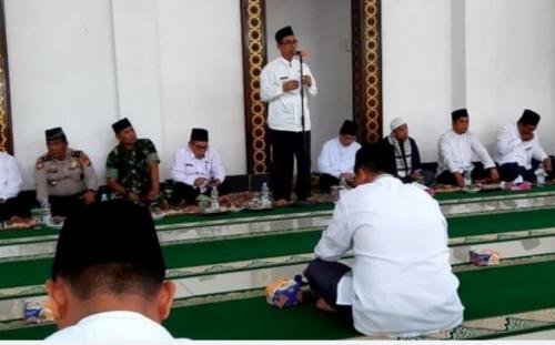 Pemkab Kuansing Peringati Maulid Nabi Muhammad SAW