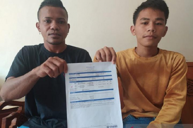 Dua Calon Penumpang Sriwijaya Air SJ 182 Diselamatkan Mahalnya Tes Swab