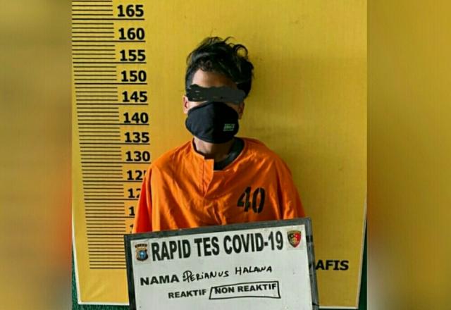 Pelaku Pembunuhan Buruh Panen Sawit di Langgam Pelalawan Ditangkap, Motifnya Sakit Hati