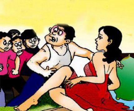 Mesum di Tempat Kerja, Pegawai Disnaker Digerebek Istrinya