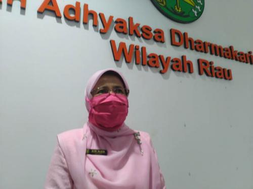 Dua Anggota Polri di Riau Terjangkit Covid-19, Satu Diantaranya di Pekanbaru dan Sudah Sembuh