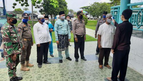 PSBB Berakhir, Masjid Alfatah Minas Kembali Dibuka