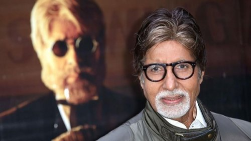 Aktor Legendaris Amitabh Bachchan Terinfeksi Corona