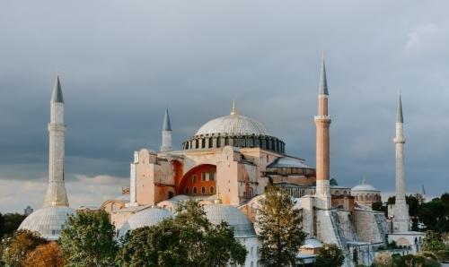 Erdogan Kembalikan Hagia Sophia Sebagai Masjid Setelah 86 Tahun Jadi Museum