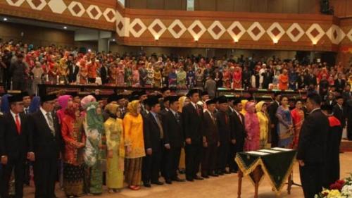 Setelah Ditetapkan, Ini Jadwal Pelantikan DPRD se-Riau periode 2019-2024