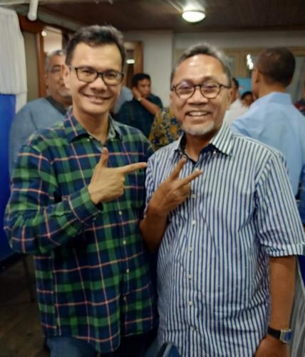 Zulkifli Hasan Senang 7 Kader PAN Maju Pilkada Riau, Muswil VI Ditunda Supaya Fokus Untuk Menang