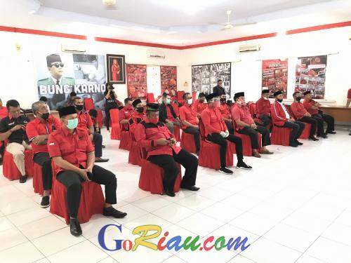 Gerindra-PKS-Demokrat-Hanura Sepakat Bentuk Koalisi di Pilkada Rokan Hulu dengan PDIP