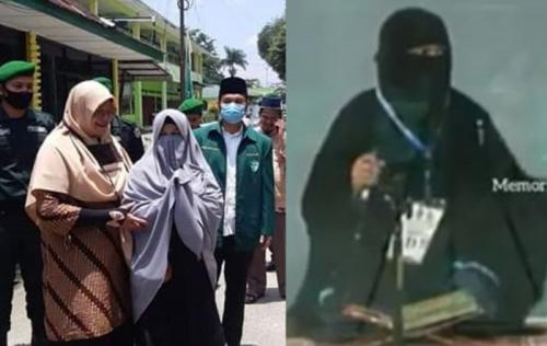 Qariah yang Tolak Buka Cadar pada MTQ Sumut Ternyata Hafal Alquran 30 Juz, 11 Saudaranya Juga Hafiz