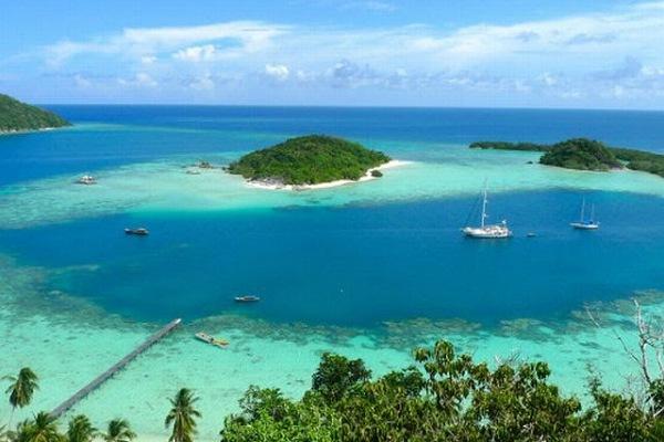 5 Provinsi dengan Banyak Pulau, Kepri Salah Satunya