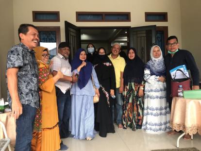 IAA FE UIR Gelar Silaturahmi, Targetkan Rangkul Semua Alumni di Kabupaten/kota