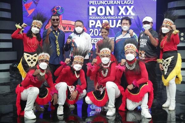 """Lagu """"Torang Bisa"""" Penyemarak PON XX Papua Yang Penuh Makna"""