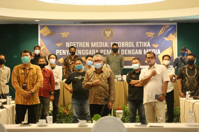 Pilkada Rawan Pelanggaran, DKPP Imbau Masyarakat Lapor Jika Ada Dugaan Pelanggaran Oleh Penyelenggara