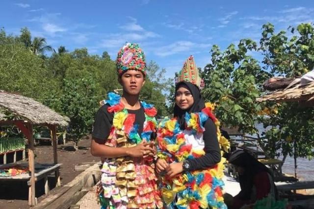 Sekolah Pantai Indonesia Lakukan Aksi 4A di Riau