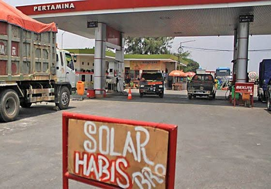 Solar Langka, Rawa: Polisi Harus Mengusut Tuntas